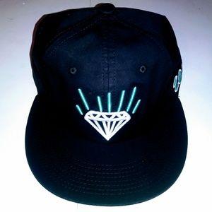 NWT Diamond Supply 20th Anniversary Hat Strapback